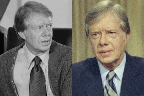US presidents before and after term, jimmy carter