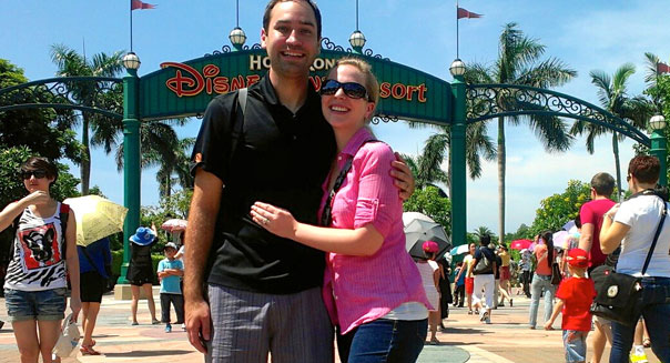 Newlyweds pay off $52,000 in debt