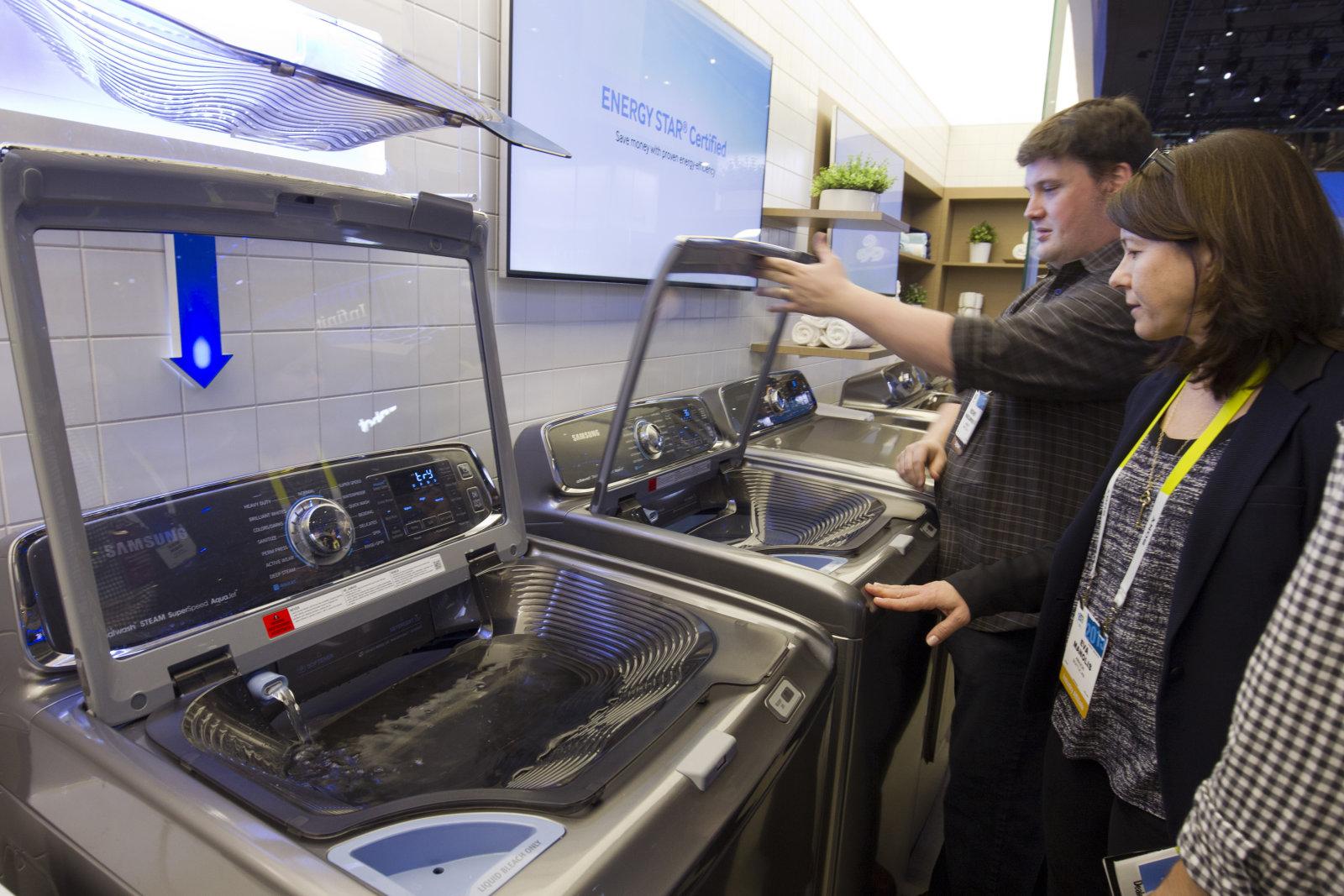 サムスン、今度は洗濯機が爆発。米国で2011~2016年生産のモデルに破裂事例相次ぐ。米関係機関が警告、集団訴訟も