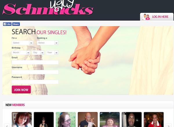 Weird girl dating site