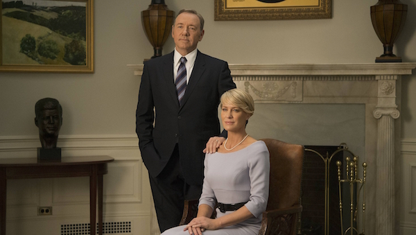 "Most Addictive Television Shows Right Now, ""House of Cards"""