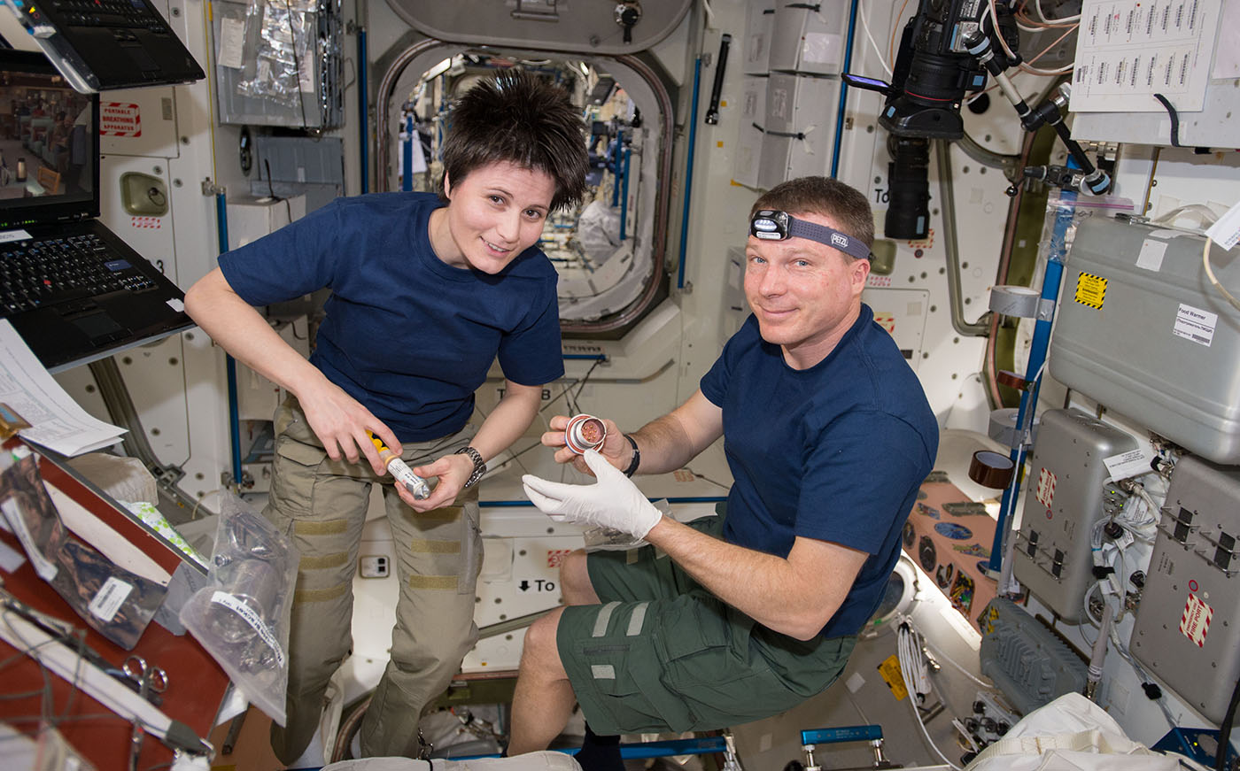 NASA accepting applications for the position of 'astronaut'