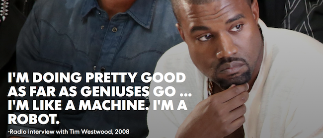 kanye west quotes about himself - photo #3