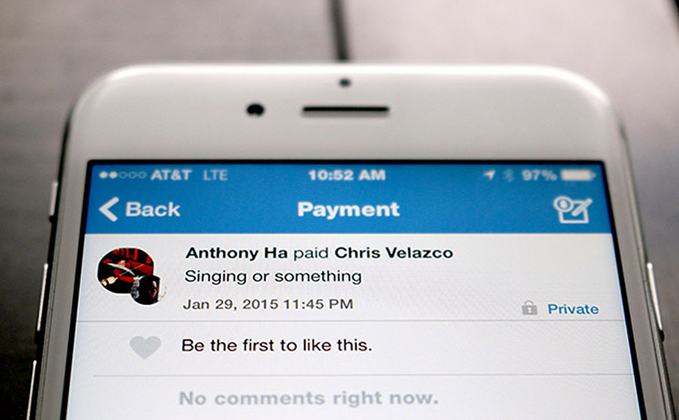 Etcheberry Consultores » Blog Archive » PayPal's Venmo adds third