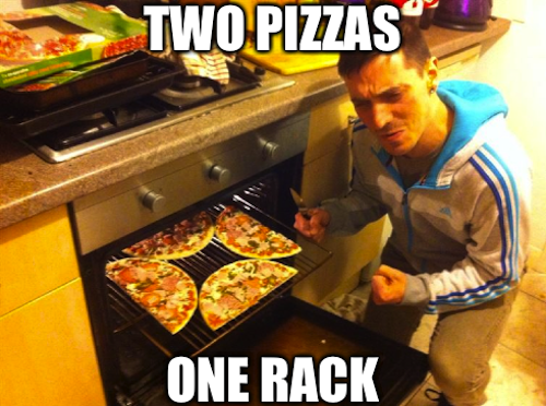 bachelor hacks, lazy man hacks