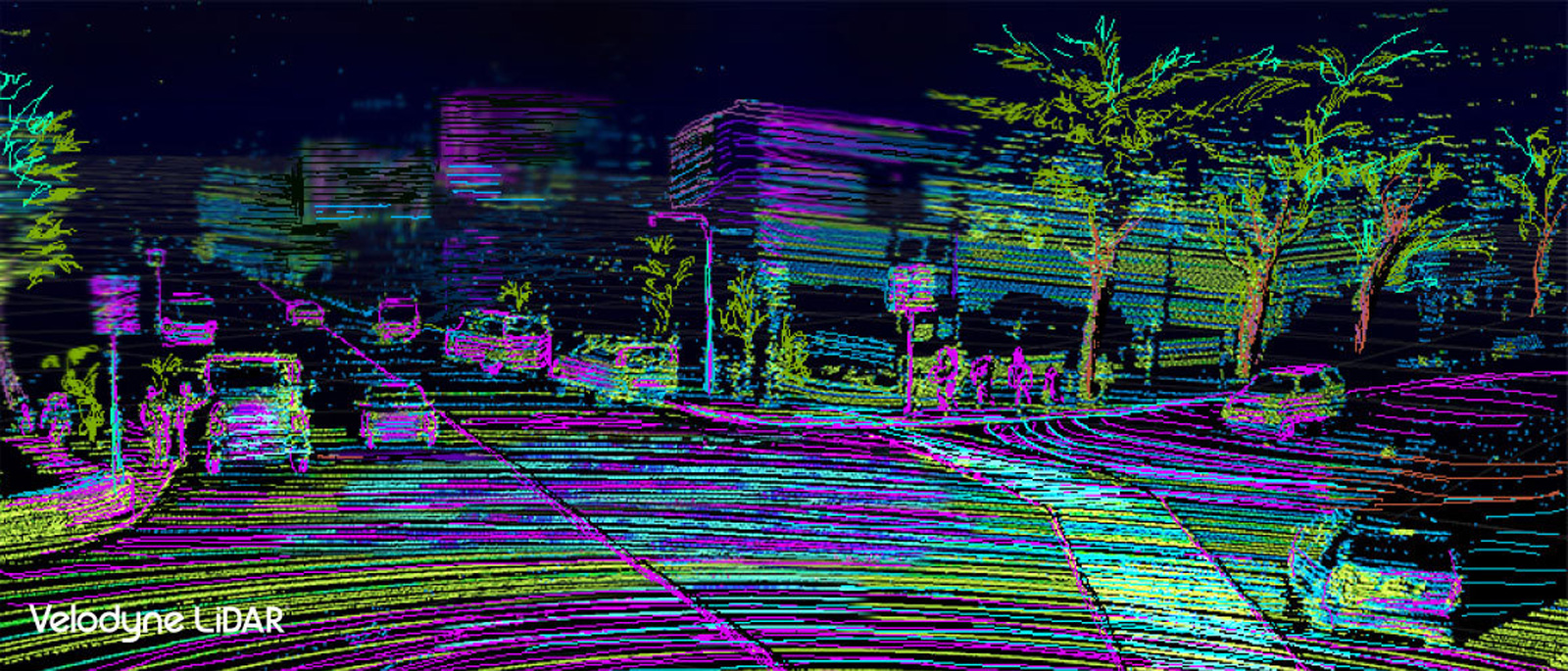 Velodyne LiDAR helps self-driving cars operate at highway speeds