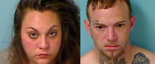 ohio couple busted for dui while naked and eating pizza and drinking beer