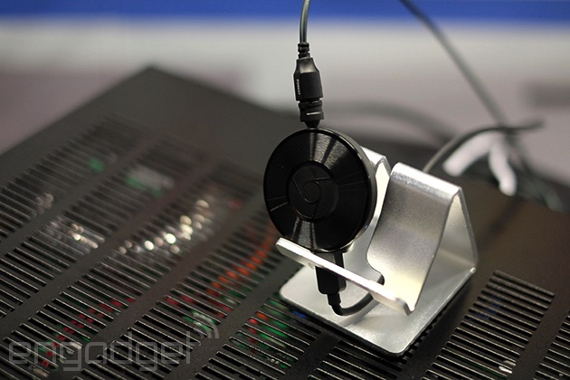 Hello there World: Chromecast Audio competes with Sonos for