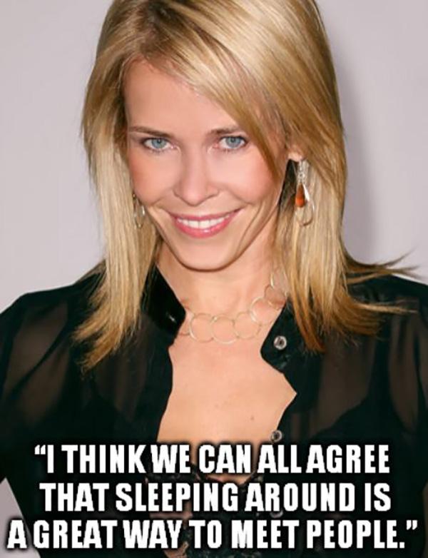 Hilarious Celebrity Sex Quotes