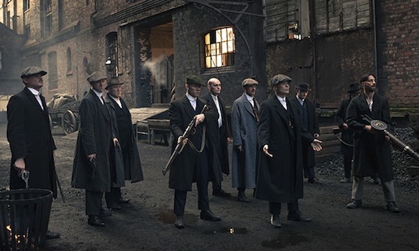 "Most Addictive Television Shows Right Now, ""Peaky Blinders"""