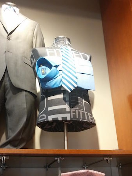 people being extremely lazy, funny lazy people, mannequin unwrapped shirt