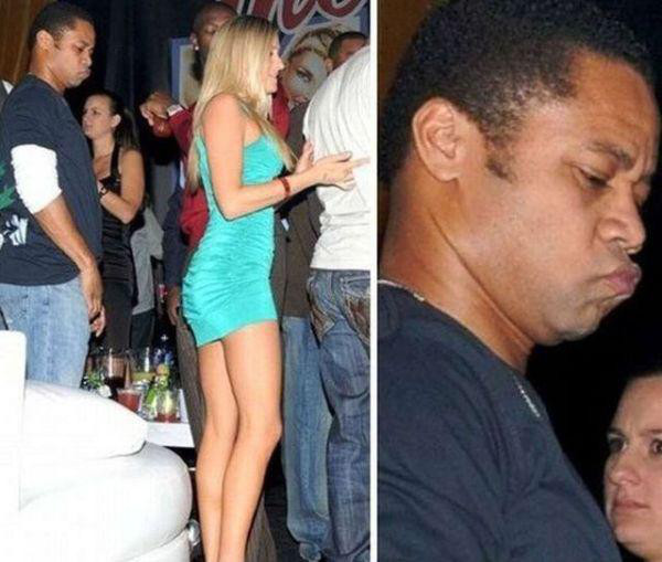 Guys Caught Checking Out Women, Men Caught Red Handed