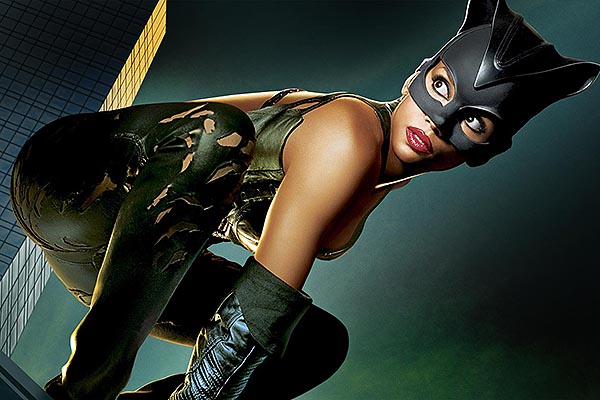 Poorly Cast Superheroes And Villains In Film History, halle berry, catwoman