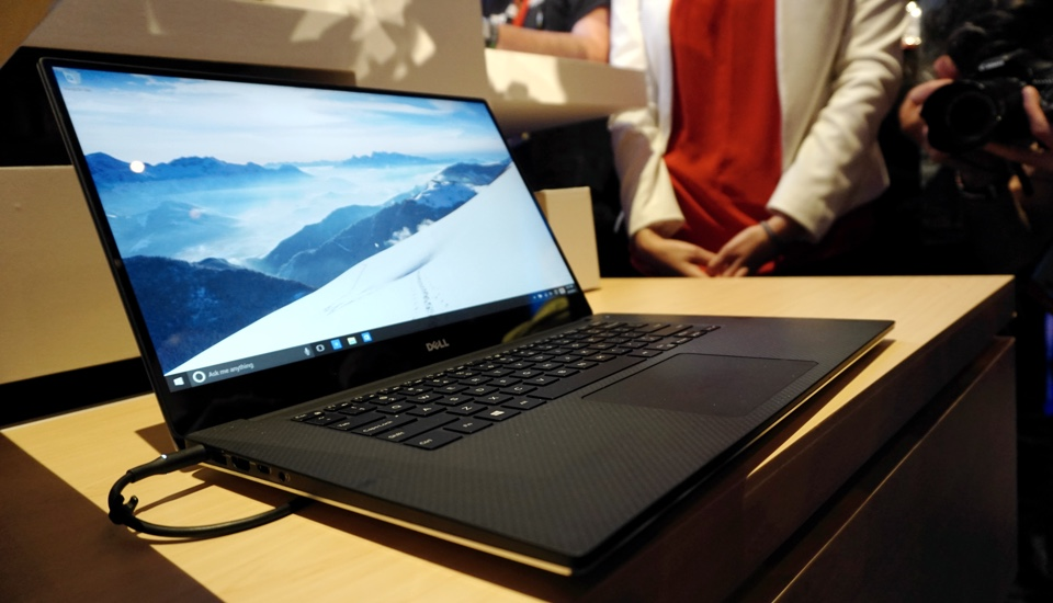 Dell S Latest Thin Bezel Laptop Fronts A Wave Of New