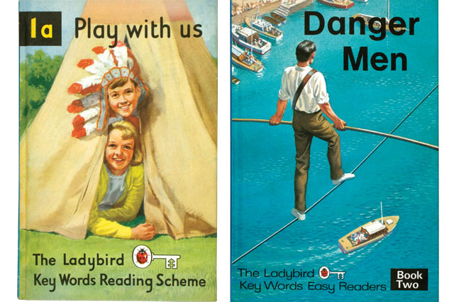 Ladybird Book Cover Pictures : Ladybird books all your favourite covers re published