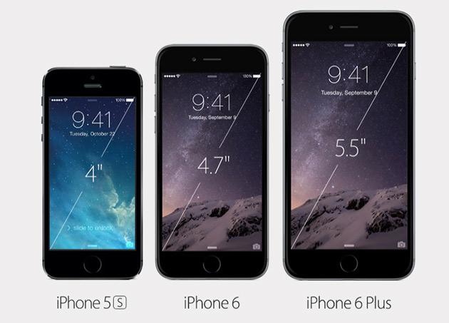 iPhone 6 Bilder und iPhone 6 Plus Bilder