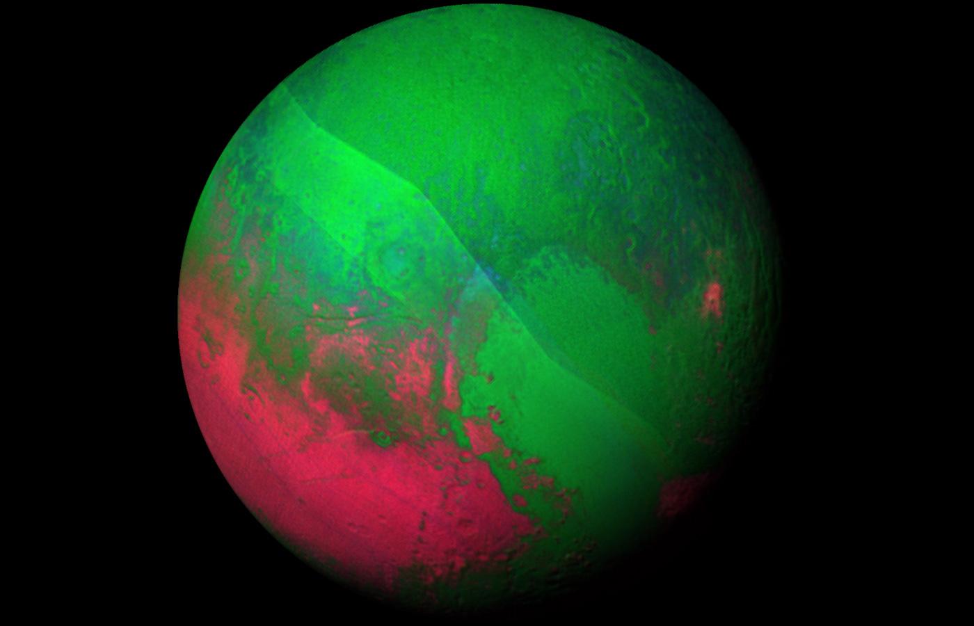 new horizons pluto mission update - photo #44