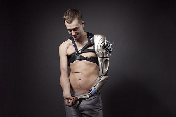 The Most Badass Prosthetic Limbs