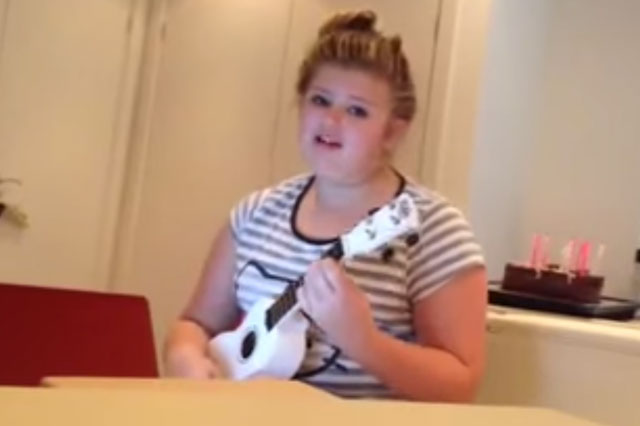 Kerry Katona And Brian McFadden's Daughter Writes Song For