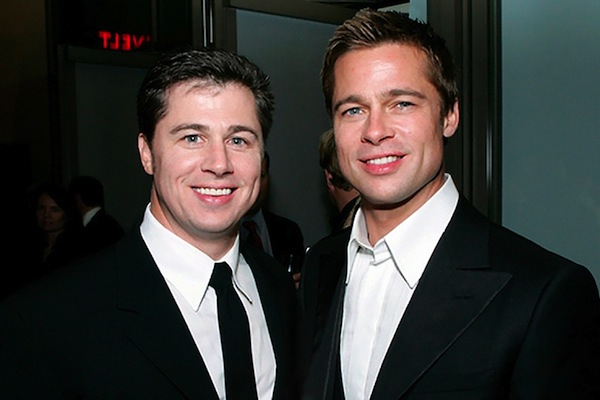 saddest brothers on earth, brothers of famous celebrities, doug pitt, brad pitt brother