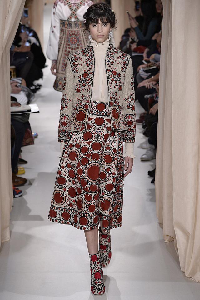 Paris Couture Week Valentino Spring Summer 2015 Huffpost Uk