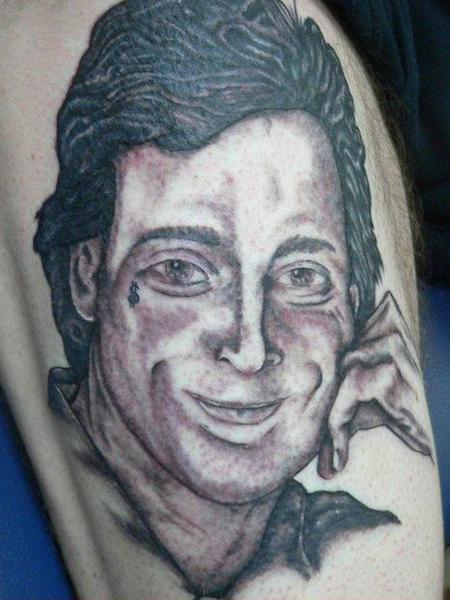 worst tattoos of celebrities, bob saget full house
