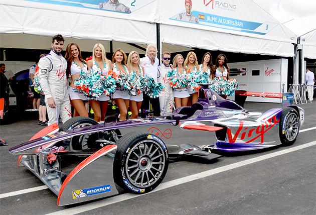 Richard Branson Car | www.imgkid.com - The Image Kid Has It!