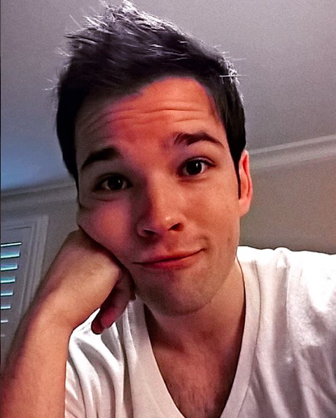 Nathan Kress: My Famous Crushes – Quotes of the Day