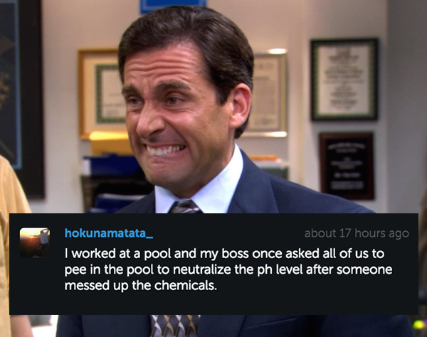 The Most Insane Things A Boss Has Made Their Employees Do