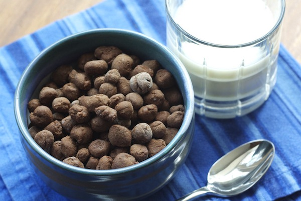 nutella recipes, things to do with nutella, nutella cereal