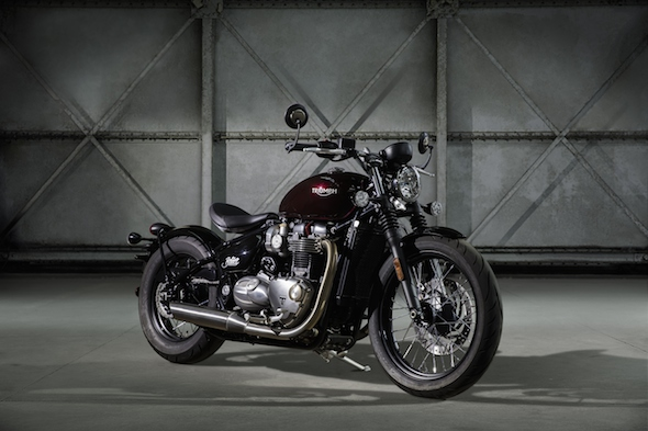 prices and specs for triumph bobber revealed - aol uk cars