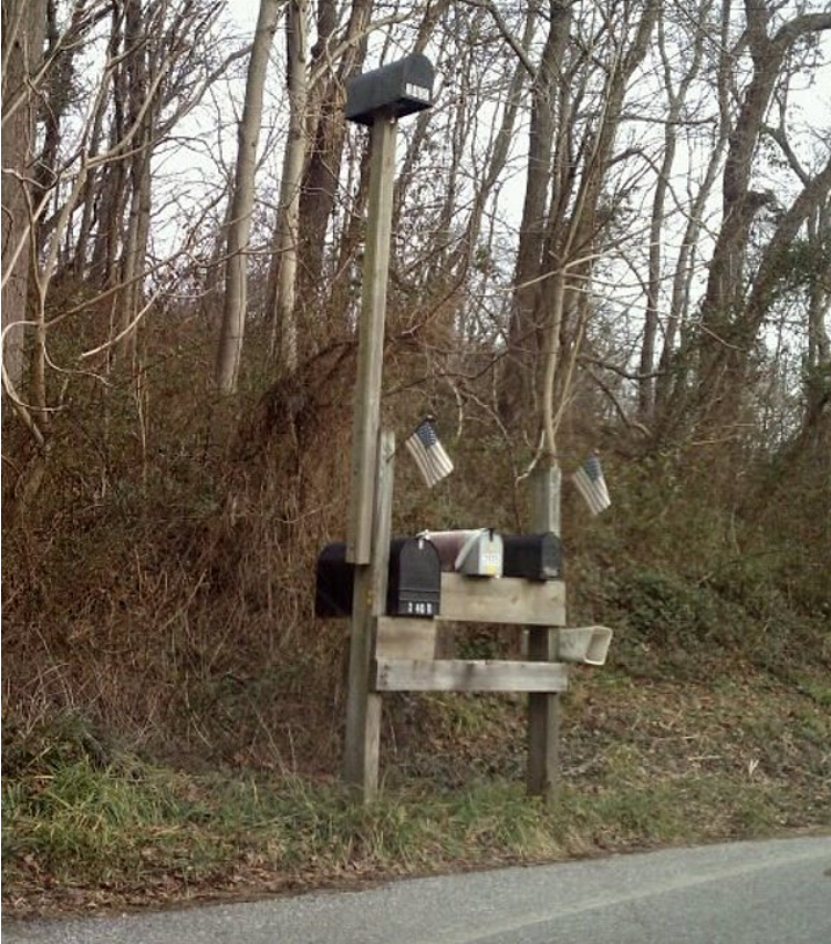 Funny, Insane Mailboxes