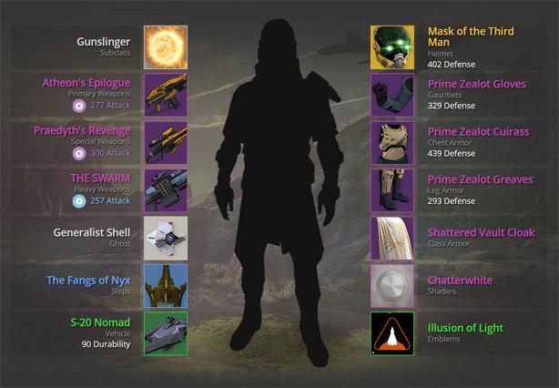 meet destinys first level 30 player
