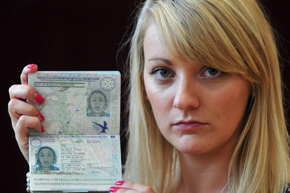 Compare Car Insurance Quotes >> Passport disaster: woman ends up with wrong photo in ...