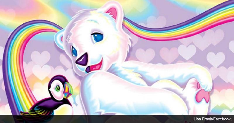 丽莎弗兰克的多彩世界是一部结合了真人动画和动画的电影!