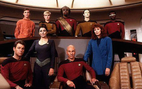 tv shows with slow starts, tv shows that started off on the wrong foot, star trek the next generation