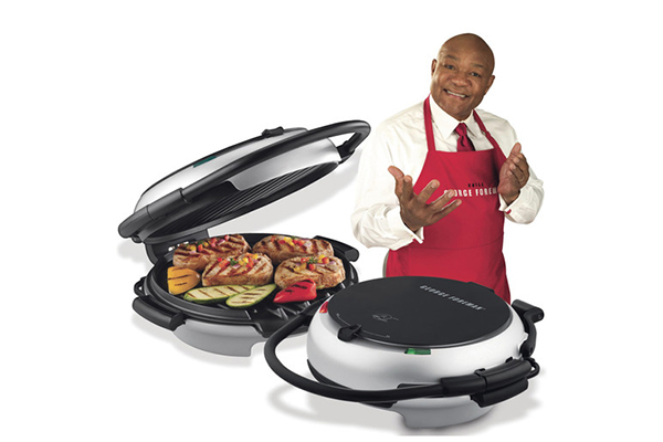 greatest as seen on tv products, george foreman grill