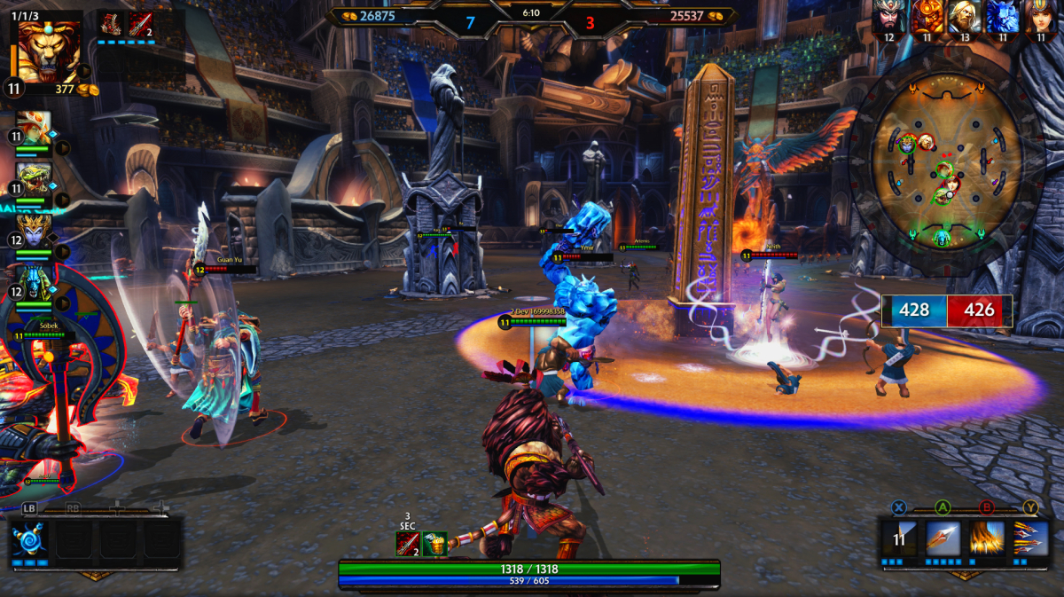 Good Free Rpg Games For Iphone
