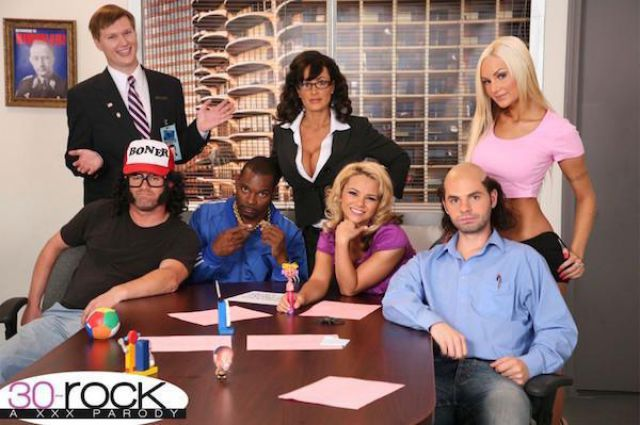 Nude Images parody porn of tv shows