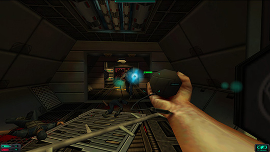 System Shock 2 on Steam's Daily Deal for half price