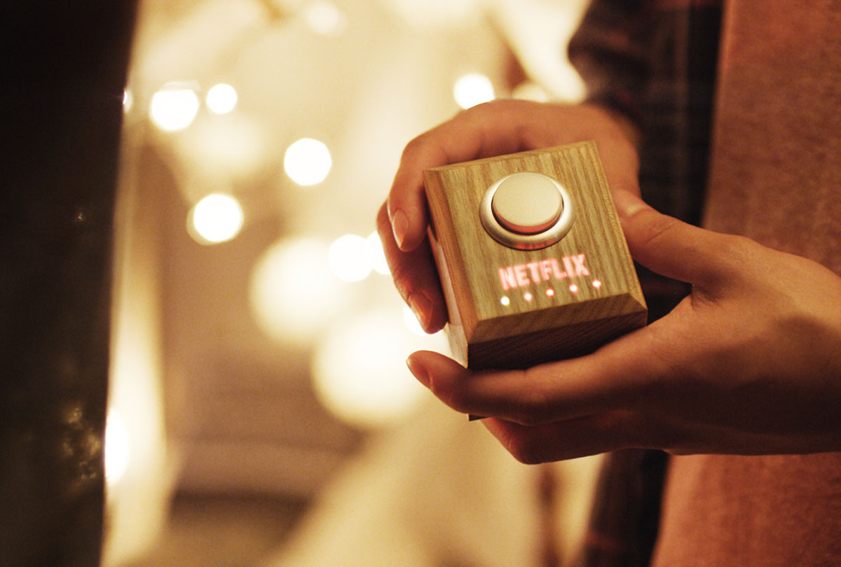 Netflix actually made a netflix and chill button and you - Diy shows on netflix ...