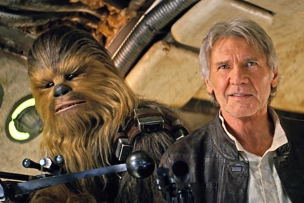 10+ year franchise revivals, star wars episode vii the force awakens