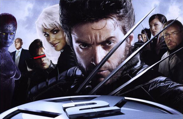 TV and Movie Graphic Novel Adaptations, Best, Top Films, X2, X-Men United