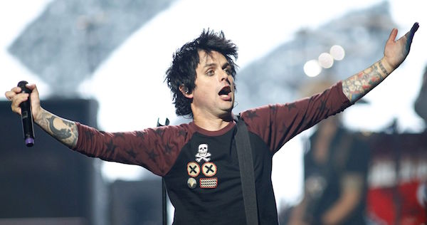 most notoriously terrible lead singers, worst lead singers, billie joe armstrong green day