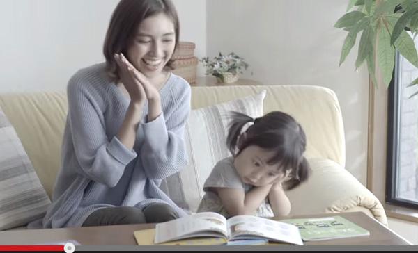 """Baby Kumon"",你可以在唱歌的同时学习单词,同时与一位有0到2岁孩子的母亲有一个坚强的朋友"