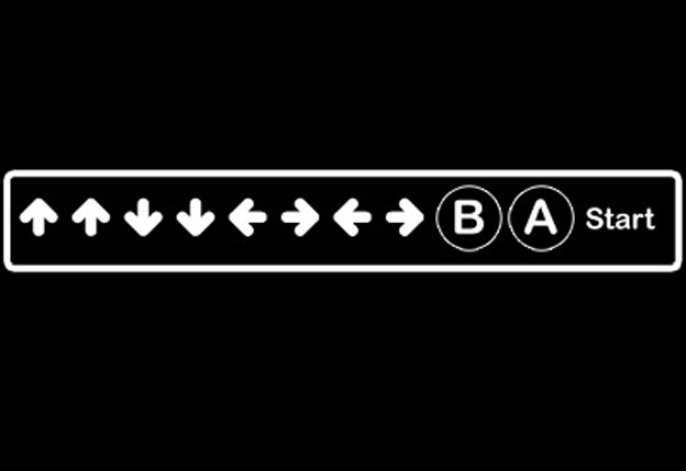 Other games using the Konami code. BioShock Infinite (Irrational Games, Windows, Xbox , PlayStation 3) A variation of the Konami Code at the game's menus unlocks the game's more difficult