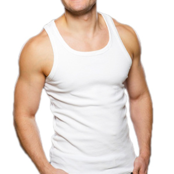 douchiest shirts ever created, douchey shirts, white tank top wife beater