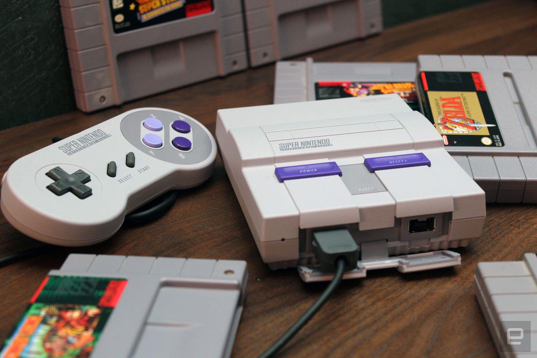 The success of last year s NES Classic Edition clearly took Nintendo by  surprise. The company was completely incapable of meeting demand c9d566f7bf0f1