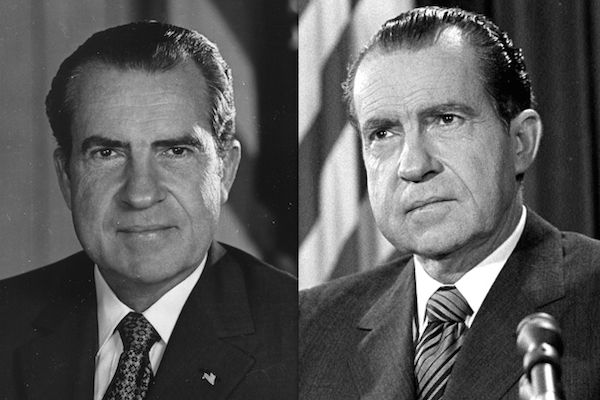 US presidents before and after term, richard nixon