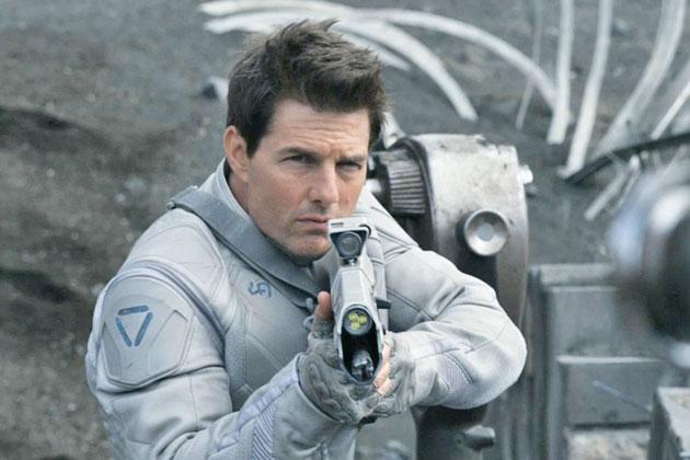 Tom Cruise NASA Website